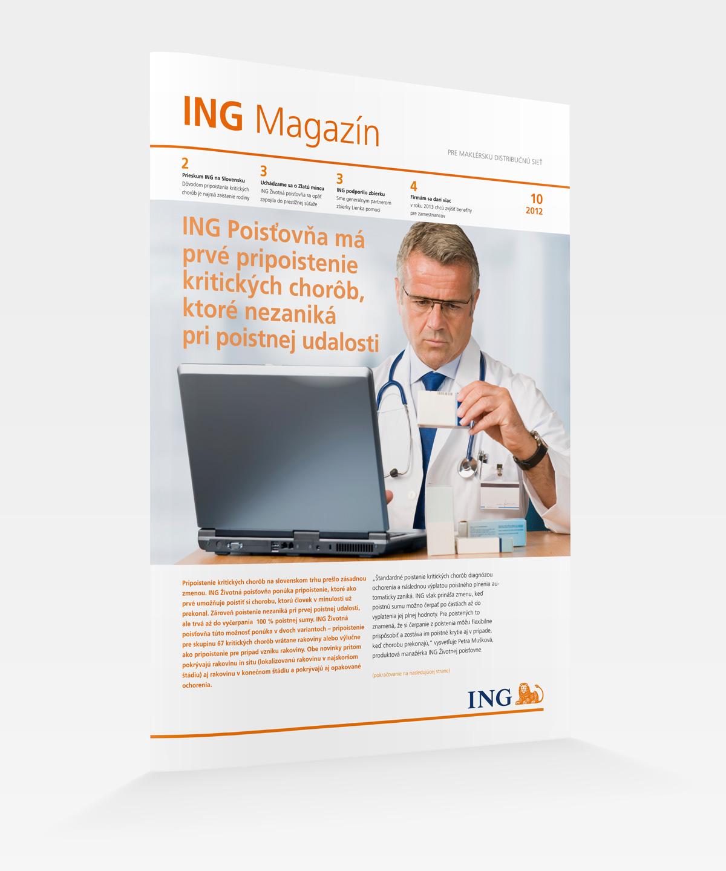 ING Brokermagazín